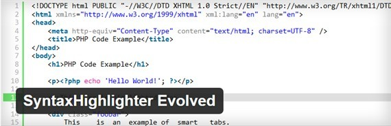 Wordpress Yazıda Kod Gösterme _ SyntaxHighlighter Evolved