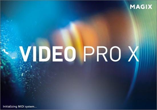 MAGIX Video Pro X8 15.0.3.107 (x64)