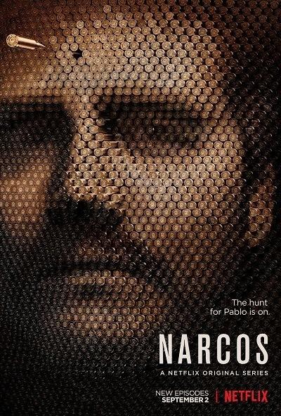 Narcos 2. Sezon Tüm Bölümler 720p – 1080p Türkçe Dublaj – Tek Link
