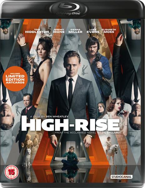 Gökdelen - High Rise 2015 m720p - m1080p DUAL TR-ENG Türkçe Dublaj - Tek Link Film indir