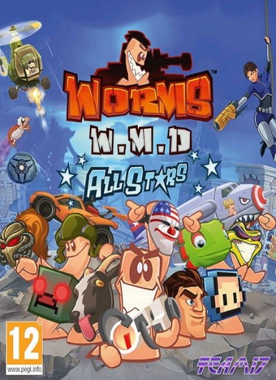 Worms W.M.D Codex – Full Game – Tek Link Oyun indir