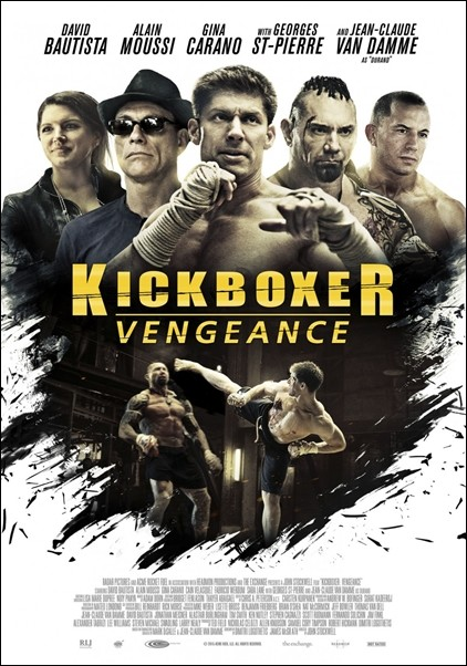 Kana Kan - Kickboxer: Vengeance 2016 türkçe dublaj film indir