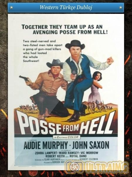 Posse From Hell - Cehennem Takımı (1961) DVDRip Türkçe indir