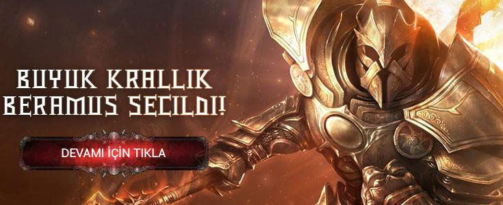 Knight Online Büyük Sunucu Birlesimi Tamamlandi !