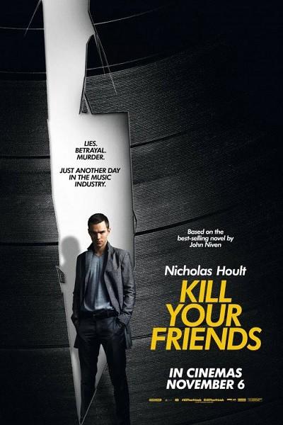 Arkadaşlarını Öldür  - Kill Your Friends 2015 m720p BluRay x264 Türkçe Dublaj - Tek Link