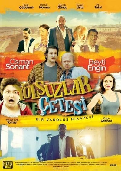 Yolsuzlar Çetesi 2016 HDTV 720p Yerli Film – Film indir