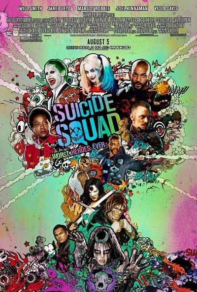 İntihar Timi: Gerçek Kötüler – Suicide Squad 2016 HDRip XViD Türkçe Dublaj – Film indir