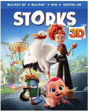 Leylekler – Storks 2016 BluRay DuaL TR-EN | Türkçe Dublaj - Tek Link indir