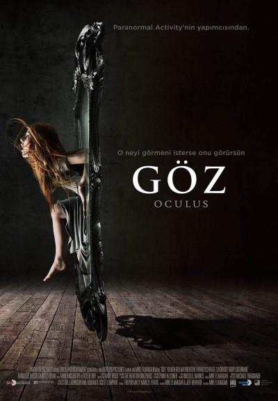 Göz - Oculus (2013) türkçe dublaj film indir
