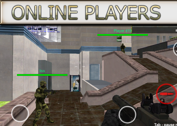 Modern Assault Multiplayer HD APK