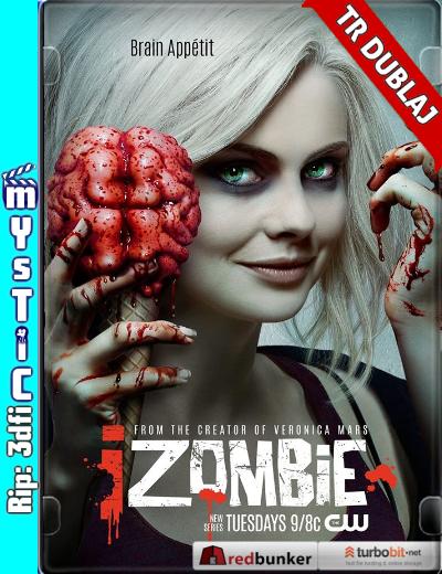 iZombie (2015–) 2. Sezon İlk 9 Bölüm ( 720p WEBDL ) Türkçe Dublaj 3dfi dizi indir