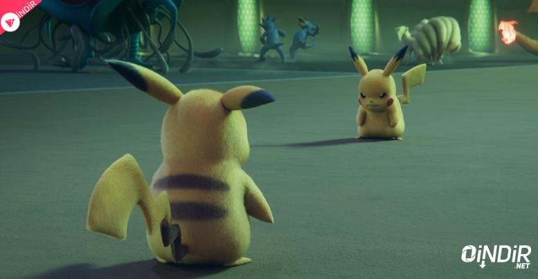 pokemon mewtwo intikam peşinde türkçe indir