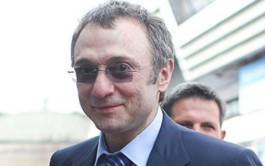 Миллиардер Сулейман Керимов задержан в Ницце