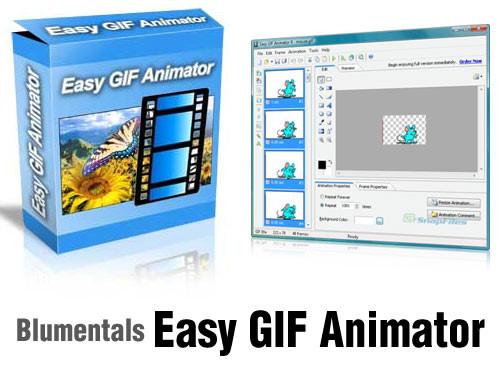 Blumentals Easy GIF Animator Pro full indir