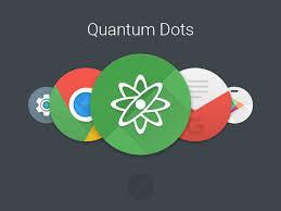 Quantum Dots – Icon Pack APK Full İndir