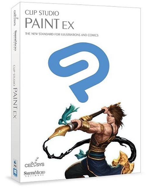 SmithMicro Clip Studio Paint EX 1 Full İndir