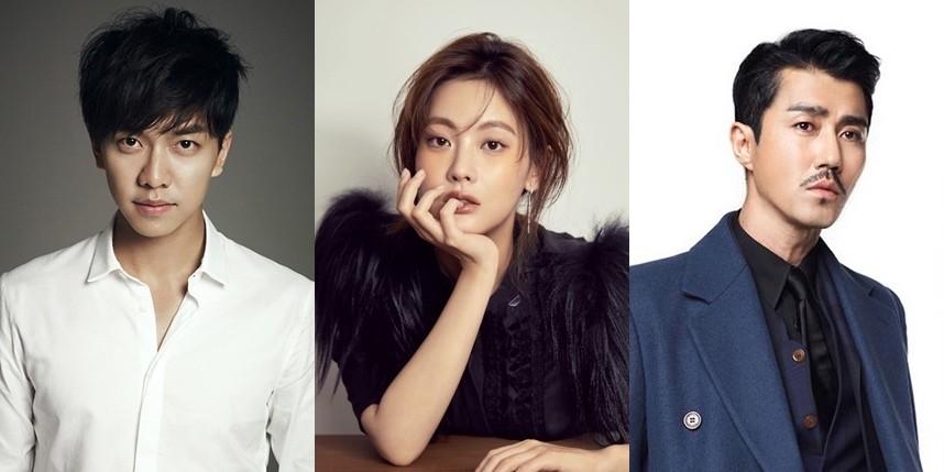 Lee Seung Gi Hwayuki İle Setlere Dönüyor! /// 6 Kasım 2017
