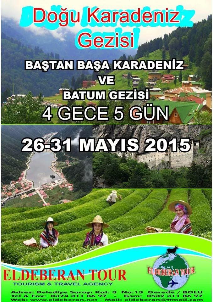 Eldeberan turizm sunar