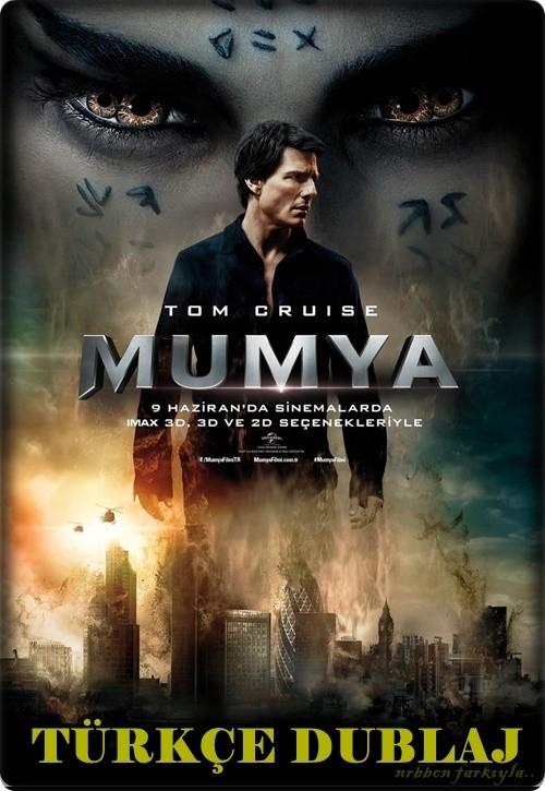 Mumya - The Mummy 2017 HD-TS (Türkçe Dublaj)
