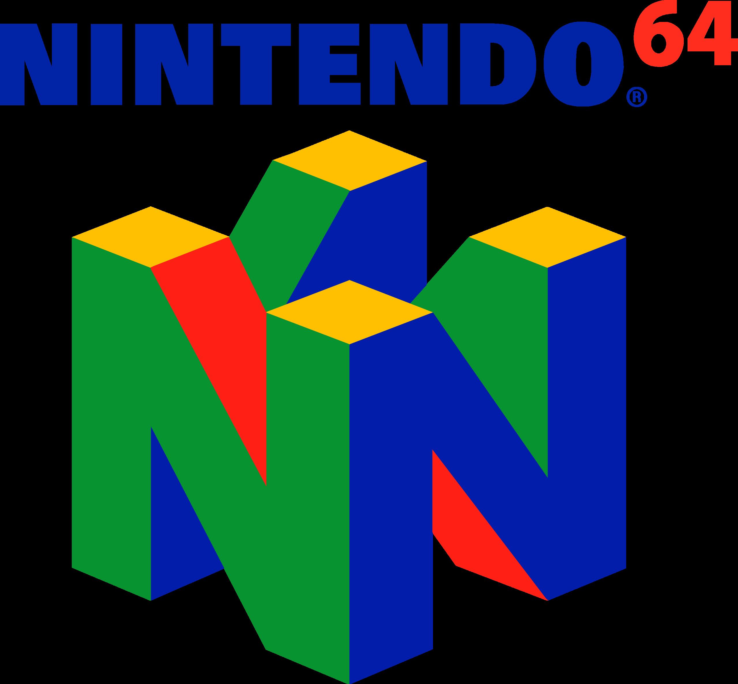 n64 logo hd wallpaper - 1000×1000