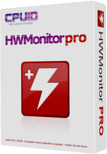 CPUID HWMonitor Pro Full İndir + Portable