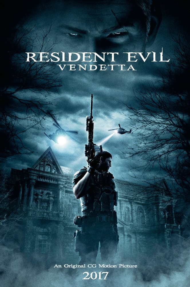 Resident Evil: Vendetta 2017 DVD-9 DuaL TR-ENG indir
