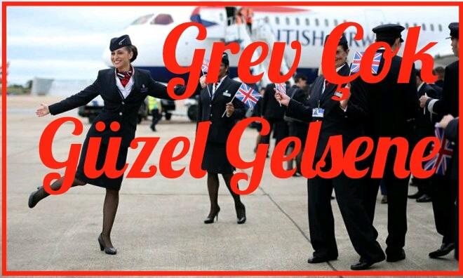British airways grevi