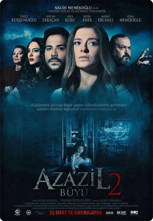 Azazil 2: Büyü 2016 (Yerli Film) WEB-DL XviD