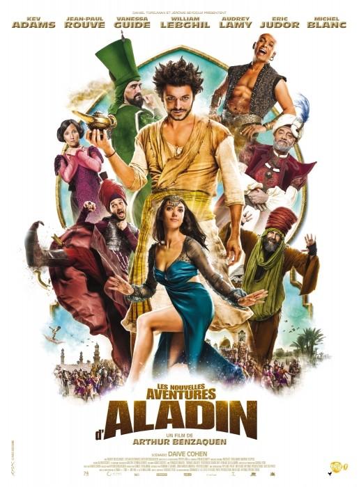 Alaaddin'in Yeni Serüvenleri | 2015 | BRRip XviD | Türkçe Dublaj
