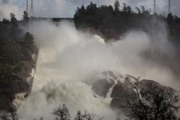4Pmmv0 Kaliforniya'daki tahliye kararı kaldırıldı Haberler