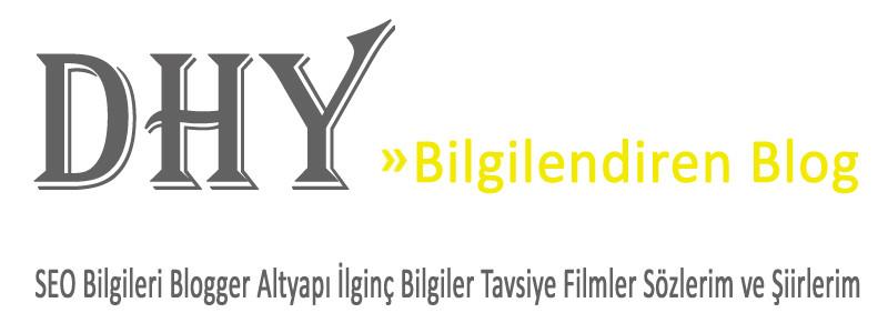 Bilgilendiren Blog Logo