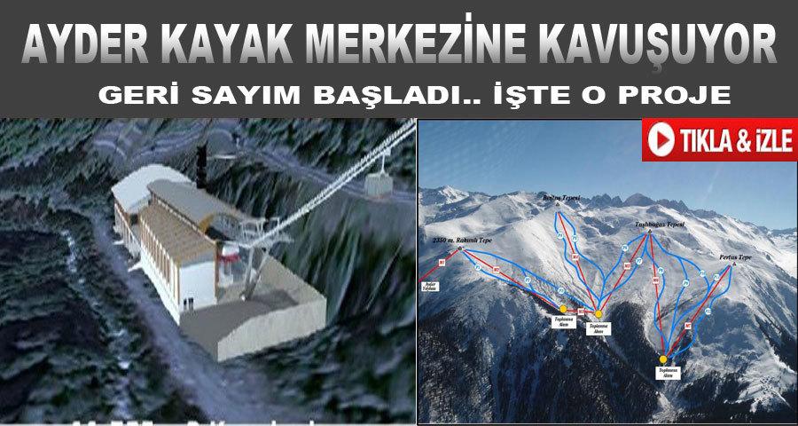 Ayder Kayak Merkezi - �ZLE