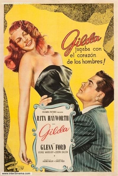 Şeytanın Kızı Gilda - Gilda(1946) HDTV 720P BLURAY X264 DUAL ENG / TR indir