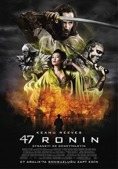47 Ronin  2013 720p BRRip x264  Türkçe Dublaj - Tek Link