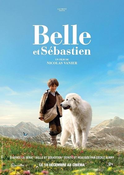 Güzel ve Sebastien - Belle et Sébastien  2013 720p Bluray x264   Kota Dostu Türkçe Dublaj - Tek Link