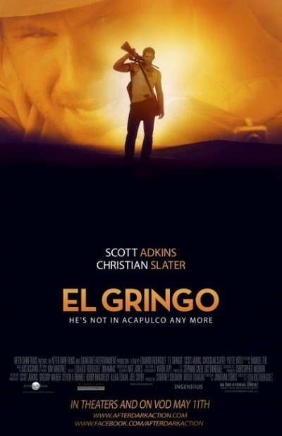 Yabancı - El Gringo  (2012) 720p Bluray x264 Türkçe Dublaj Kota Dostu