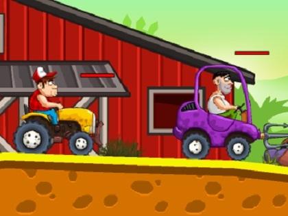Çiftçilerin Yarışı Oyunu