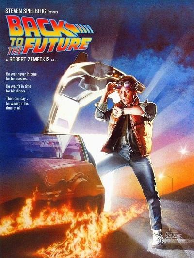 Geleceğe Dönüş - Back To The Future 1985 ( BRRip XviD ) Türkçe Dublaj Tek Link İndir