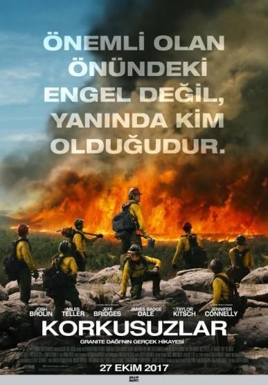 Korkusuzlar – Only the Brave 2017 Türkçe Dublaj izle