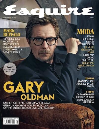 Esquire Mayıs 2018