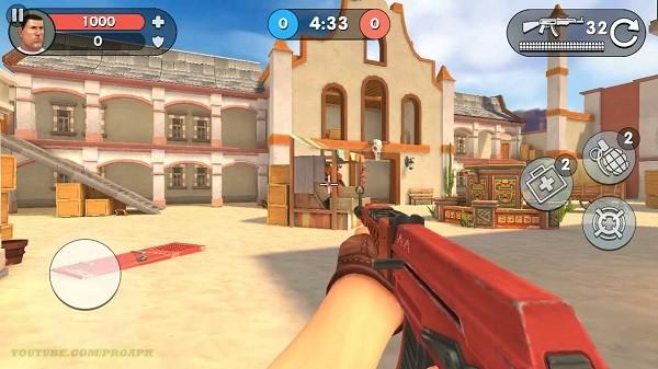 Guns of Boom Türkçe Online Cep Savaşı Oyunu Hileli İndir