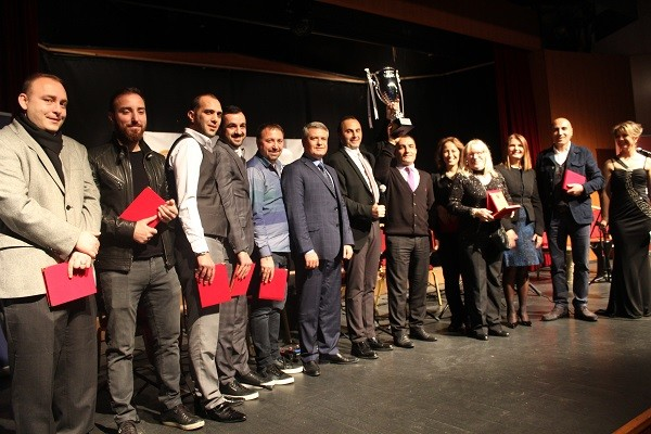 MMMBD Üsküdar Şubesi Türk Sanat Müziği Topluluğu Altunizade Kültür Merkezinde