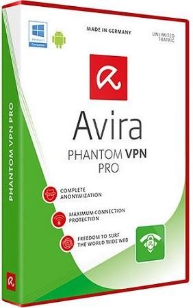 Avira Phantom VPN Pro 2.12.4.26090 Multilingual | Full İndir