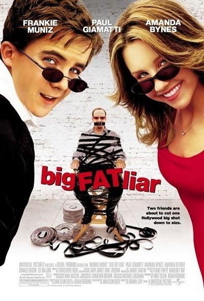 Seni Koca Yalancı – Big Fat Liar 2002 BRRip x264 Türkçe Dublaj indir