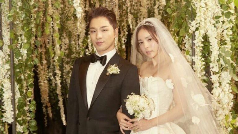 BIGBANG'den Taeyang ve Min Hyo Rin Evlendi /// 4 Şubat 2018