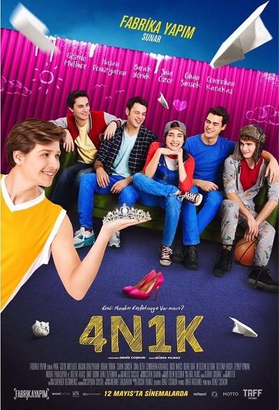 4N 1K 2017 Yerli Film WEB-DL x264 indir