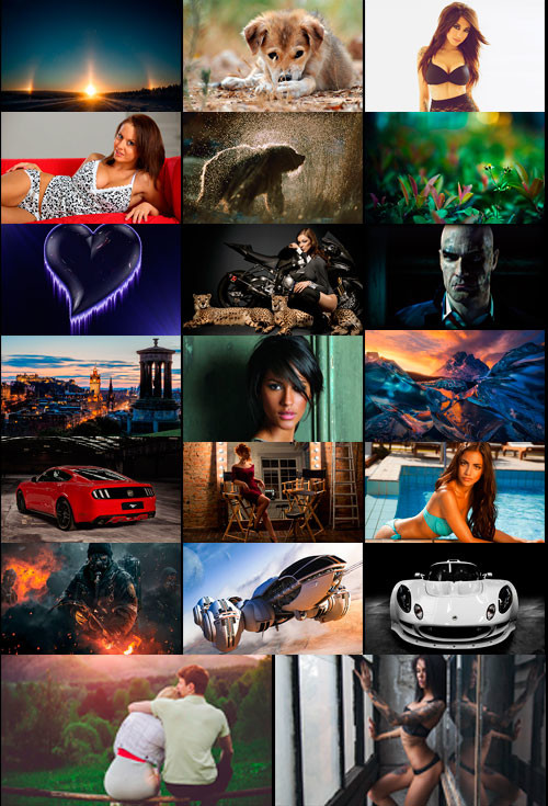 Desktop Wallpapers – Miscellaneous 25