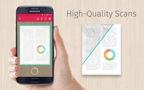 Scanbot - PDF Document Scanner v7.0.1.228 [Pro] Apk Full İndir