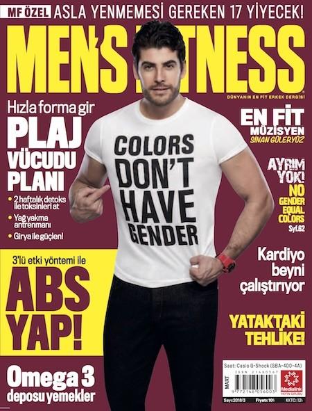 Men's Fitness Mart 2018