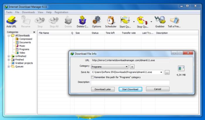 Internet Download Manager Full İndir